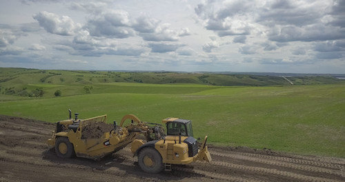 north dakota oil gas excavation services